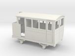 009 VB 4w steam railcar / inspection car