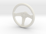 1/6 Scale steering wheel