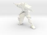 Robot Skeleton Samurai 02
