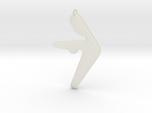 Ringless Aphex Twin Pendant