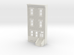 N SCALE ROW HOUSE FRONT 3S REV