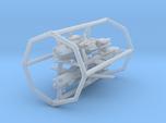 1/700 EA-6B w/gear x4 (FUD)