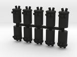 Power Pole Transformer 1-87 HO Scale