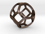0409 Spherical Truncated Octahedron #001