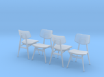 1:48 C 275 Chair Set of 4