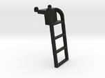 Ladder, Gleaner Combine
