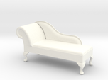 1:24 Queen Anne Chaise (Right Facing)
