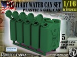 1-16 Military Water Can 5 Units
