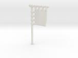 28mm/32mm Customisable Sashimono Flag Short