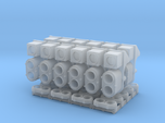 SP Cluster, Square UDE Combo Pack (N - 1:160)
