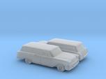 1/160 2X 1958 Chevrolet Nomad