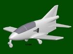 Bede BD-5J Micro JET, scale 1/144
