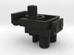 CW Brawl To Energon Foot Adapter