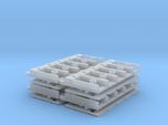 Extended Cushion Draft Gear Box (N - 1:160) 20X