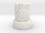28mm/32mm Egyptian Column ruin