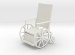 1:24 Vintage Wheelchair