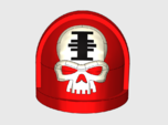 10x Red Hunters - G:7a Shoulder Pad