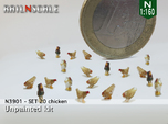 SET 20 chickens (N 1:160)