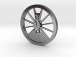 Reno, Inyo, Genoa Driver Wheel