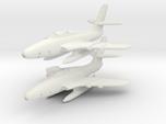 Republic RF-84F Thunderflash (2 airplanes) 1/285