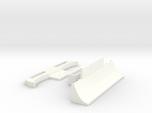 Mini-z Pan Car Bumper and Diffuser Kit