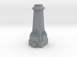 N Gauge Statue Plinth
