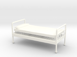 Bed 01.  1:24 scale