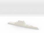 USS Zumwalt, 1/2400