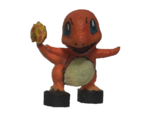 Custom Charmander Pokemon Inspired Lego