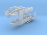1/87th Log truck end frame 1 with details (2)