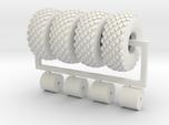 4 x 1/64 16.5L X 16.1 Turf Tires & Wheels