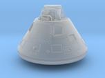 Apollo CM w Parachute Bay 1:72