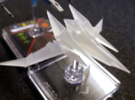 Arwing for X-wing TMG