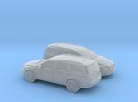 1/120 2X 2015 Volvo XC 70