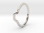 BETTER HALF Ring(HEXAGON), US size 11 d=20,5mm