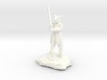 Dragonborn in Splint with Greatsword