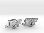 Monogram Cufflinks JFC