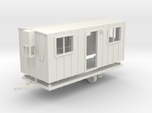 Construction Trailer 1-87 HO Scale WSF