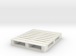 1/10 Scale American pallet (120x100)