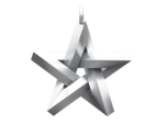 Impossible Star Pendant