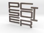 PORSCHE Style Letters