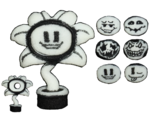 Custom Flowey Inspired Lego