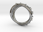 Rose Thorn Ring - Sz.11