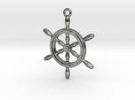 Nautical Steering Wheel Pendant