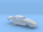 1/64 Pro Mod 73 Camaro Flat Hood