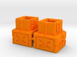 FOC To CW Combiner Port Adapter