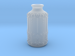 (1/4 Scale) Victorian themed bottle
