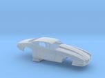 1/64 Pro Mod Camaro Cowl Hood