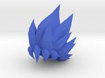 Custom Goku SSjG1 Inspired Lego
