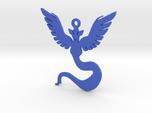 POKEMON Team Mystic (Blue) Pendant